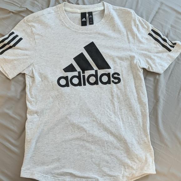 adidas Other - adidas 3 stripes Sport ID Logo T-Shirt